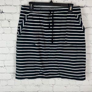 Dankini Cotton Striped Skirt